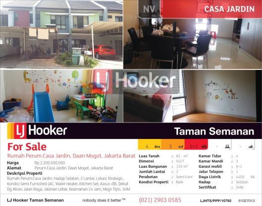 LJ Hooker Taman Semanan - Jual Beli Sewa Invest Properti